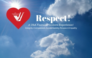 Respect: A USA Vascular Centers Experience